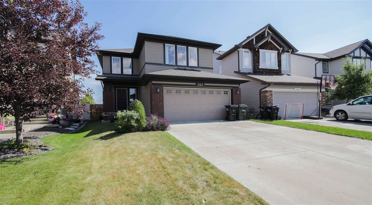 Main Photo: 347 COWAN Crescent: Sherwood Park House for sale : MLS® # E4072379