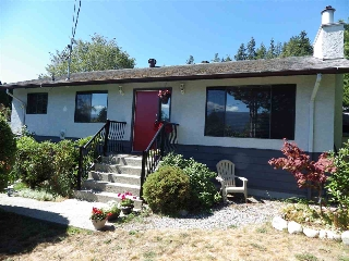 Main Photo: 5711 TRAIL Avenue in Sechelt: Sechelt District House for sale (Sunshine Coast)  : MLS® # R2194630