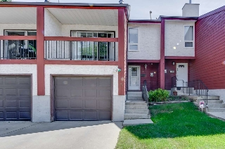 Main Photo:  in Edmonton: Zone 27 Townhouse for sale : MLS® # E4078354