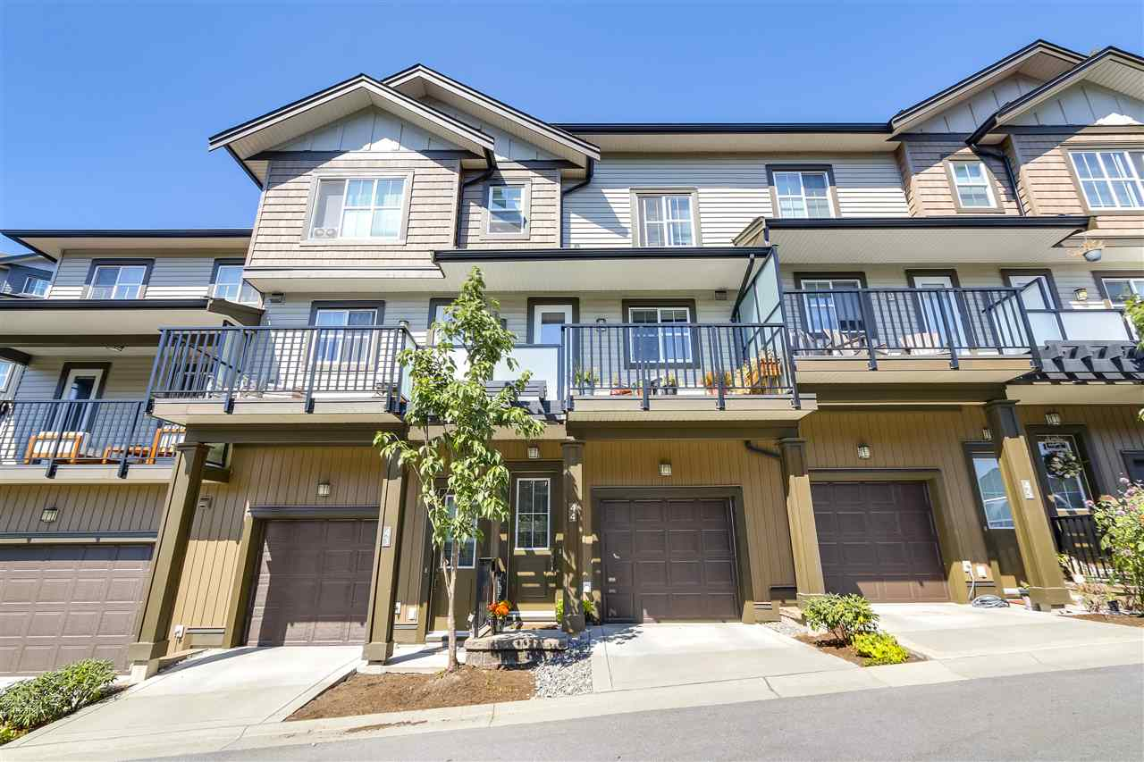 "Main Photo: 44 11176 GILKER HILL Road in Maple Ridge: Cottonwood MR Townhouse for sale in ""KANAKA CREEK"" : MLS® # R2201055"