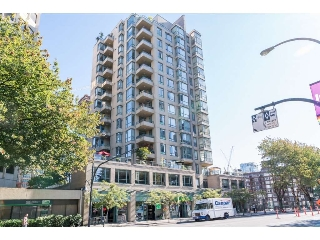 "Main Photo: 1008 1238 BURRARD Street in Vancouver: Downtown VW Condo for sale in ""ALTADENA"" (Vancouver West)  : MLS® # R2207004"