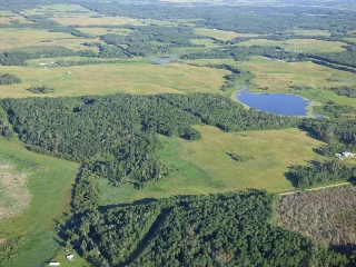 Main Photo: 57514 Rge Rd 24: Rural Barrhead County Rural Land/Vacant Lot for sale : MLS® # E4083752