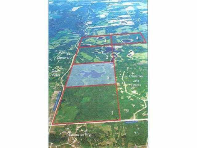 Main Photo: Sec Hwy 779 Township Rd 540: Rural Parkland County Rural Land/Vacant Lot for sale : MLS® # E4084872