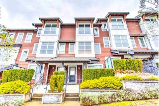 "Main Photo: 6 1349 HAMES Crescent in Coquitlam: Burke Mountain Townhouse for sale in ""NORTHBROOK WEST"" : MLS® # R2221763"