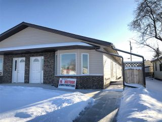 Main Photo: 9725 100 Street: Westlock House Duplex for sale : MLS® # E4089046