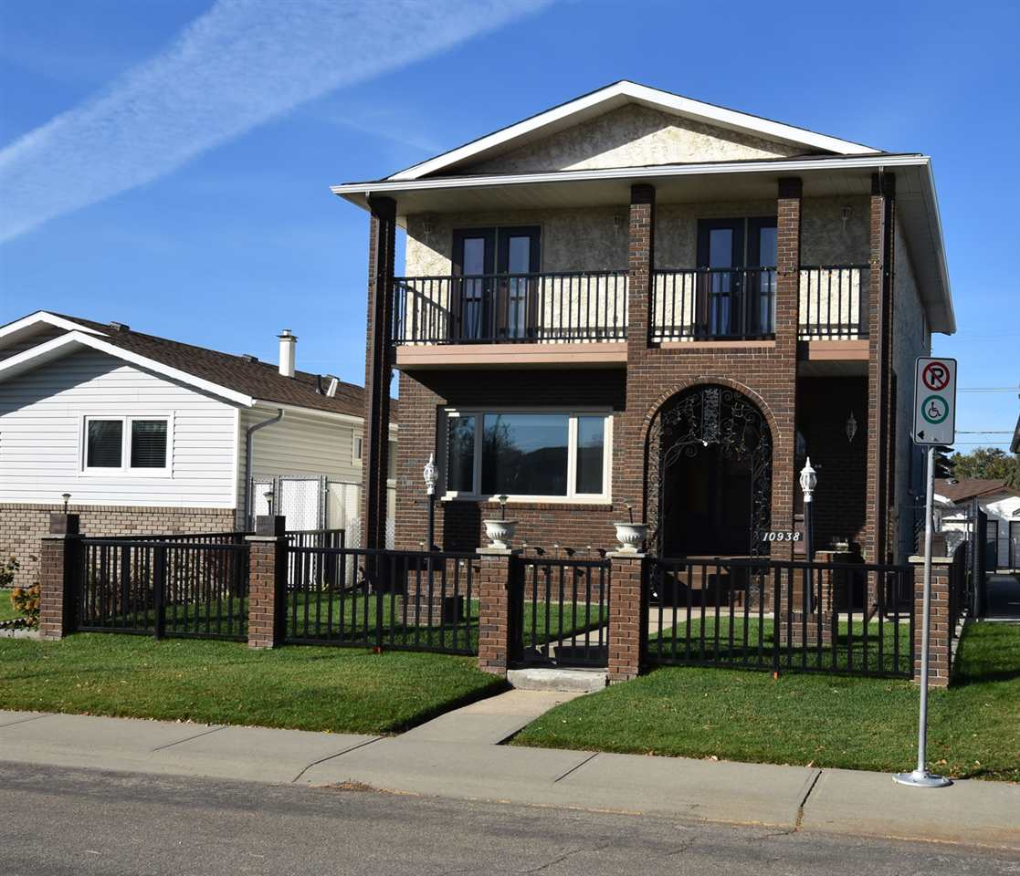 Main Photo: 10938 151 Street in Edmonton: Zone 21 House for sale : MLS®# E4091956