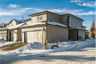 Main Photo: 22 102 Canoe Square: Airdrie House for sale : MLS® # C4160753