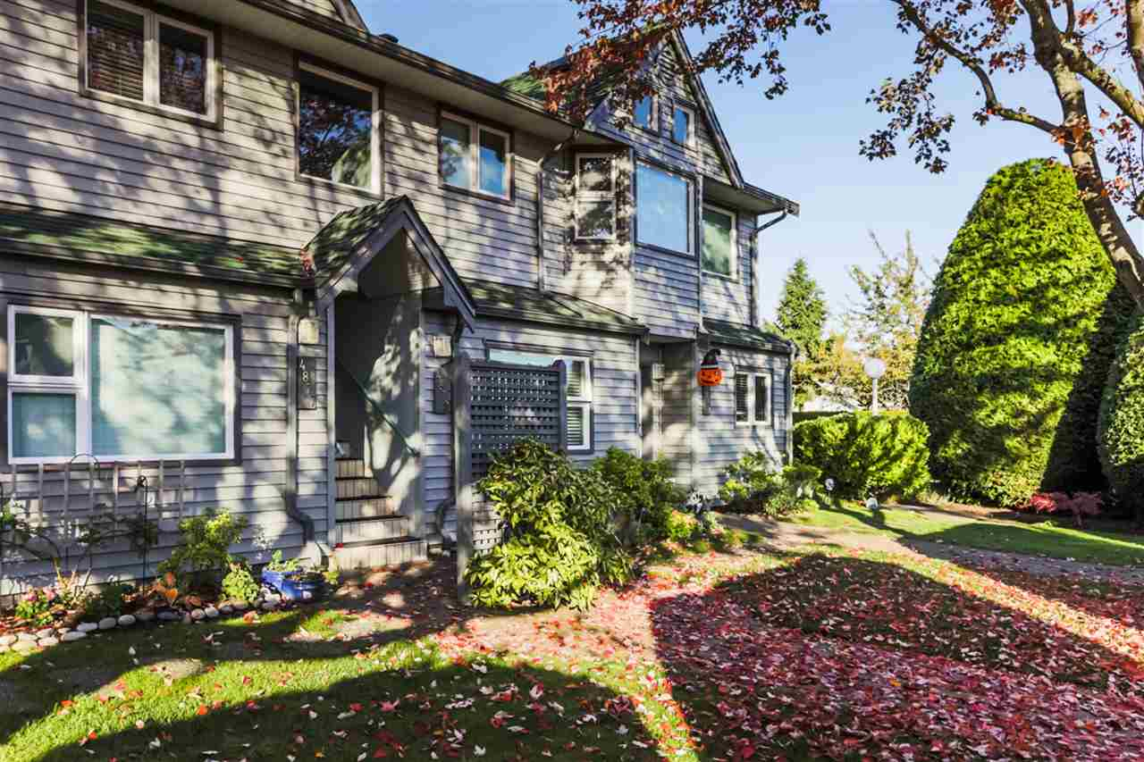 "Main Photo: 4877 53 Street in Delta: Hawthorne Condo for sale in ""GREEN GABLES"" (Ladner)  : MLS® # R2230502"