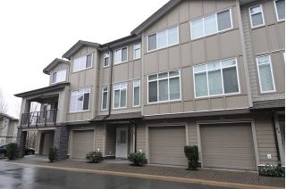 "Main Photo: 63 22865 TELOSKY Avenue in Maple Ridge: East Central Townhouse for sale in ""Windsong"" : MLS® # R2230773"