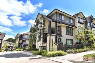 "Main Photo: 15 8570 204 Street in Langley: Willoughby Heights Townhouse for sale in ""Woodland Park"" : MLS® # R2234472"