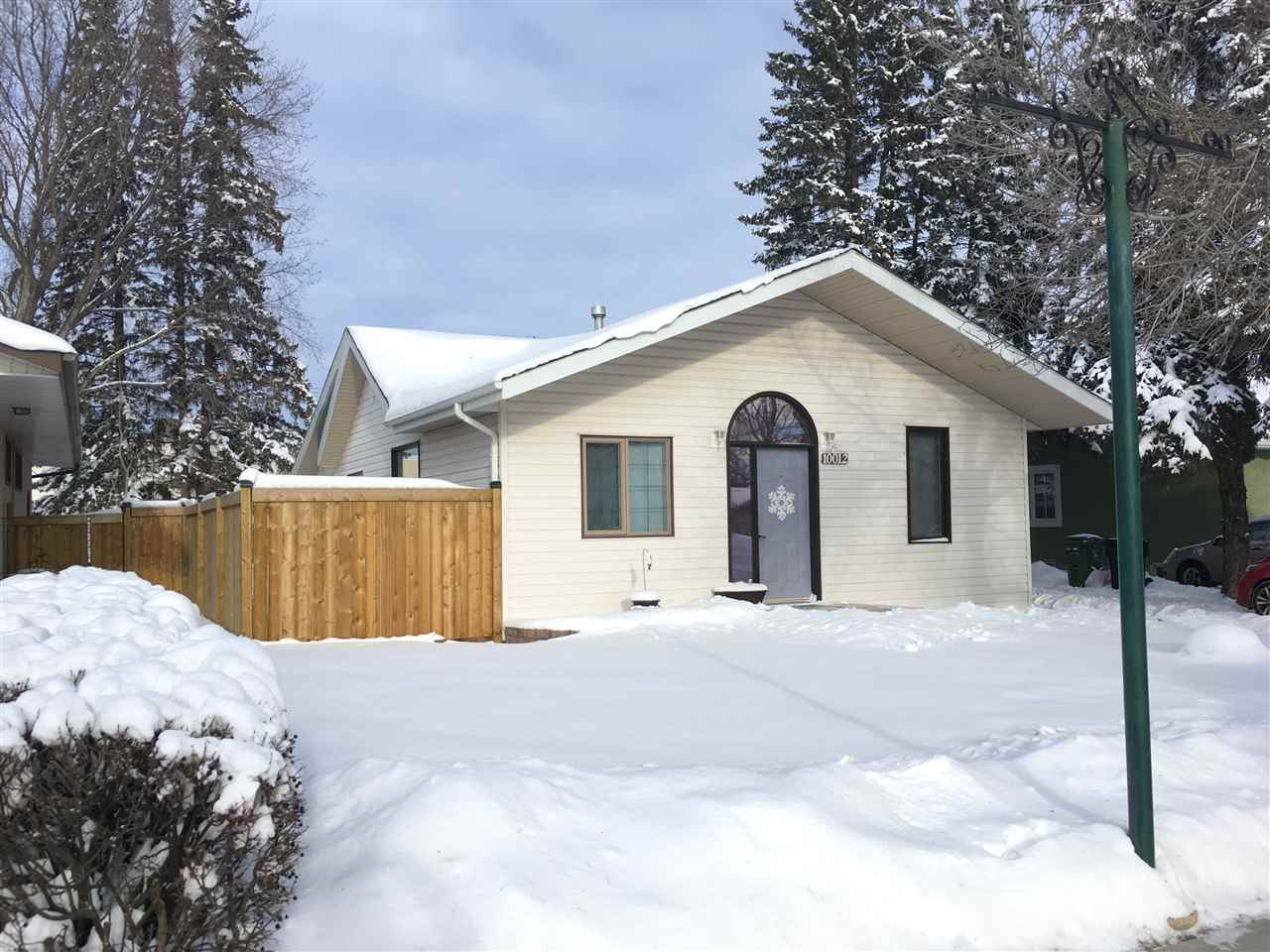 Main Photo: 10012 105 Street: Westlock House for sale : MLS® # E4094654