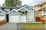 Main Photo: 4575 BARKER Avenue in Burnaby: Burnaby Hospital House 1/2 Duplex for sale (Burnaby South)  : MLS® # R2237694