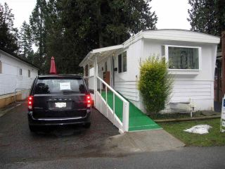 "Main Photo: 62 21163 LOUGHEED Highway in Maple Ridge: Southwest Maple Ridge Manufactured Home for sale in ""VAL MARIA MOBILE HOME PARK"" : MLS® # R2244017"