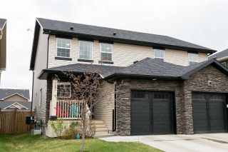 Main Photo: 7481 Ellesmere Way: Sherwood Park House Half Duplex for sale : MLS®# E4110454