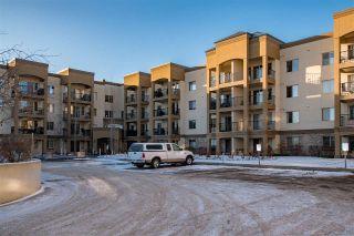 Main Photo: 408 400 Palisades Way: Sherwood Park Condo for sale : MLS®# E4119383