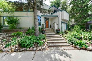 Main Photo: 14719 SUMMIT DRIVE Drive in Edmonton: Zone 10 House for sale : MLS®# E4121428