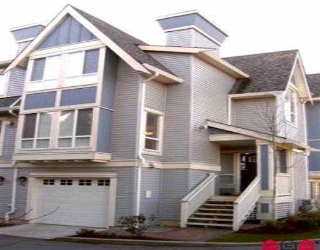 "Main Photo: 65 16388 85TH AV in Surrey: Fleetwood Tynehead Townhouse for sale in ""CAMELOT"" : MLS®# F2603581"