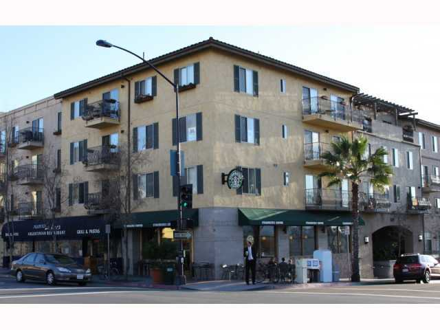 Main Photo: DOWNTOWN Condo for sale : 2 bedrooms : 801 Hawthorn #303 in San Diego