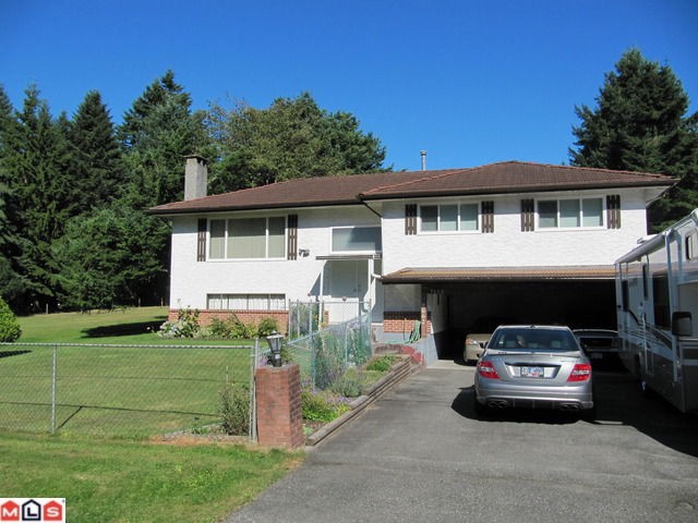 Main Photo: 9662 161A Street in Surrey: Fleetwood Tynehead House for sale : MLS® # F1121353
