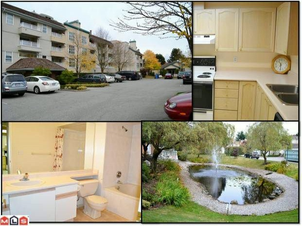 "Main Photo: 310 10038 150TH Street in Surrey: Guildford Condo for sale in ""Mayfield Green"" (North Surrey)  : MLS(r) # F1225398"