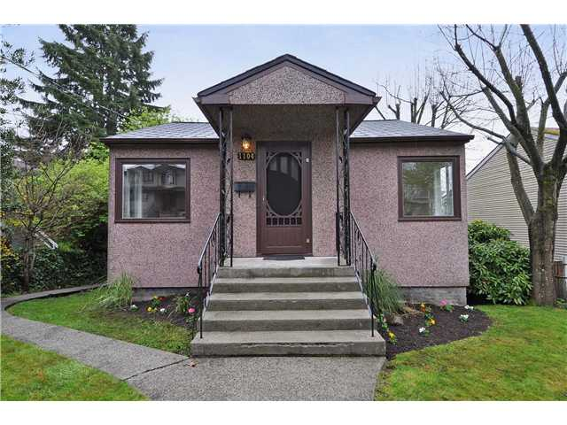 Main Photo: 1104 NANAIMO Street in New Westminster: Moody Park House for sale : MLS® # V1002969