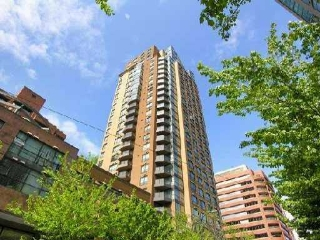 Main Photo: # 2102 1189 HOWE ST in : Downtown VW Condo for sale : MLS®# V853055