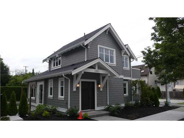Main Photo: 2883 COLUMBIA Street in Vancouver West: Mount Pleasant VW Home for sale ()  : MLS® # V876382