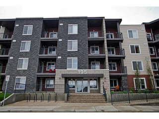 Main Photo: 215 195 Kincora Glen NW in Calgary: Kincora Condo for sale : MLS® # C3645414