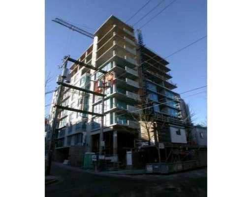 "Main Photo: 303 1530 W 8TH AV in Vancouver: Fairview VW Condo for sale in ""PINTURA"" (Vancouver West)  : MLS(r) # V526090"