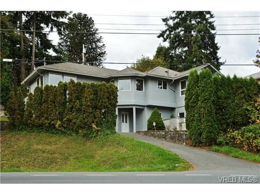 Main Photo: 3956 INTERURBAN Road in VICTORIA: SW Marigold Single Family Detached for sale (Saanich West)  : MLS®# 357004