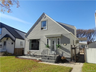 Main Photo: 960 Clifton Street in WINNIPEG: West End / Wolseley Residential for sale (West Winnipeg)  : MLS® # 1528193