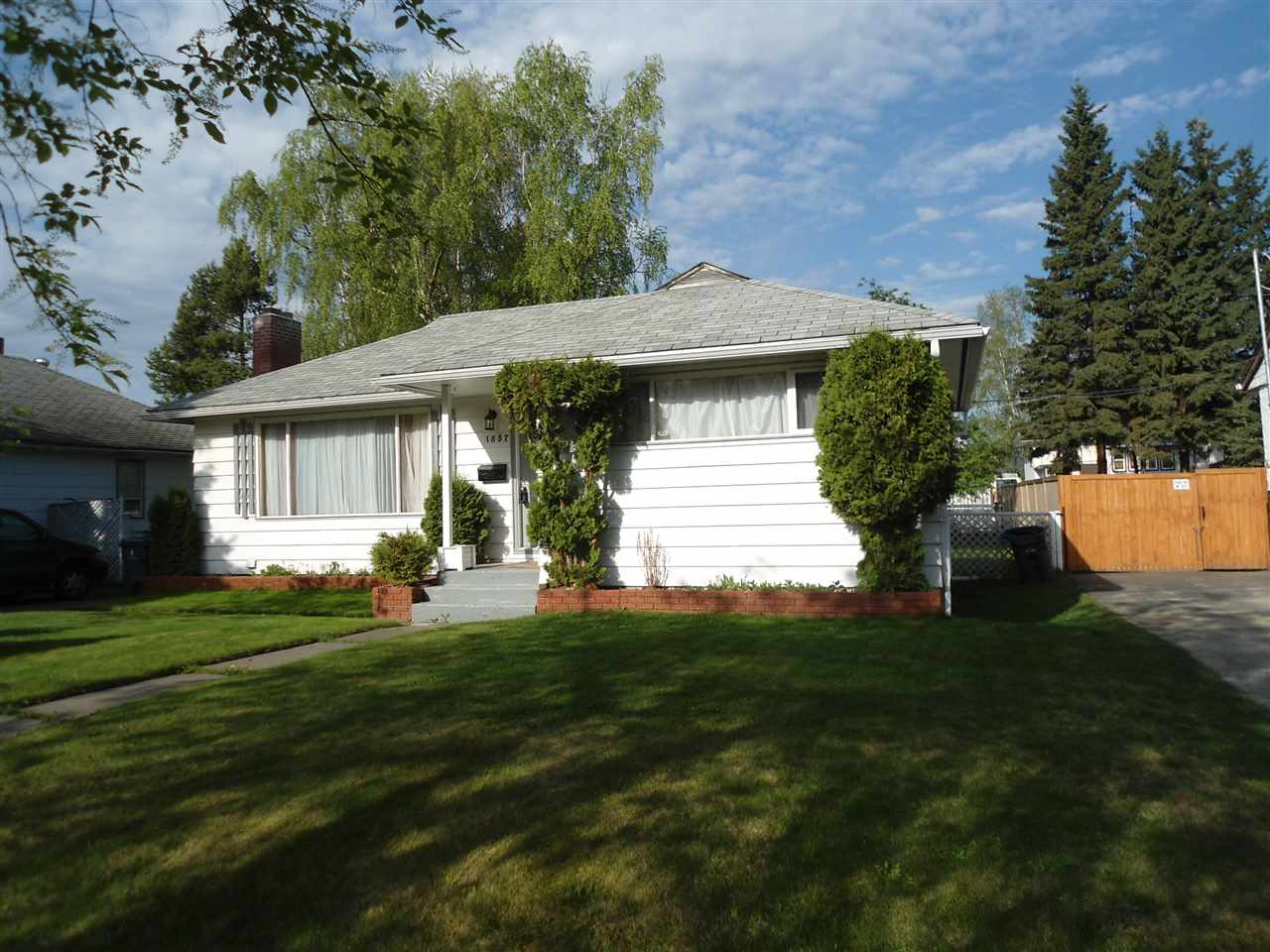Main Photo: 1857 NORWOOD Street in Prince George: Connaught House for sale (PG City Central (Zone 72))  : MLS® # R2062159