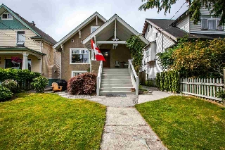 Main Photo: 1019 HAMILTON Street in New Westminster: Moody Park House for sale : MLS(r) # R2072177