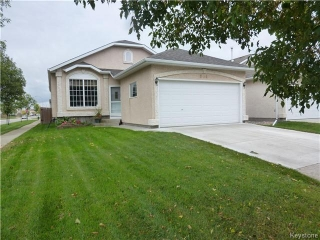 Main Photo: 204 Gobert Crescent in Winnipeg: River Park South Residential for sale (2F)  : MLS(r) # 1624863