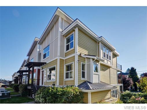 Main Photo: 2697 Azalea Lane in VICTORIA: La Langford Proper Townhouse for sale (Langford)  : MLS® # 370437