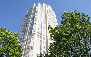 "Main Photo: 2503 6240 MCKAY Avenue in Burnaby: Metrotown Condo for sale in ""GRANDE CORNICHE 1"" (Burnaby South)  : MLS(r) # R2129923"