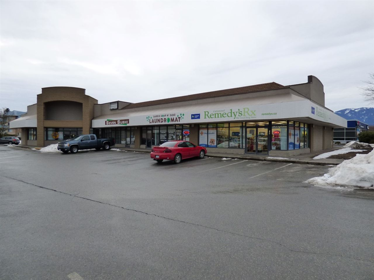 Main Photo: 45428 LUCKAKUCK Way in Chilliwack: Sardis West Vedder Rd Retail for sale (Sardis)  : MLS(r) # C8010304