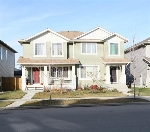 Main Photo: 8218 180 Avenue in Edmonton: Zone 28 House Half Duplex for sale : MLS(r) # E4051881