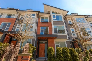 Main Photo: 4 1299 COAST MERIDIAN Road in Coquitlam: Burke Mountain Townhouse for sale : MLS(r) # R2156577