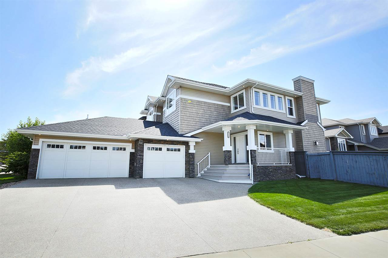 Main Photo: 5258 MULLEN Crest in Edmonton: Zone 14 House for sale : MLS® # E4068255