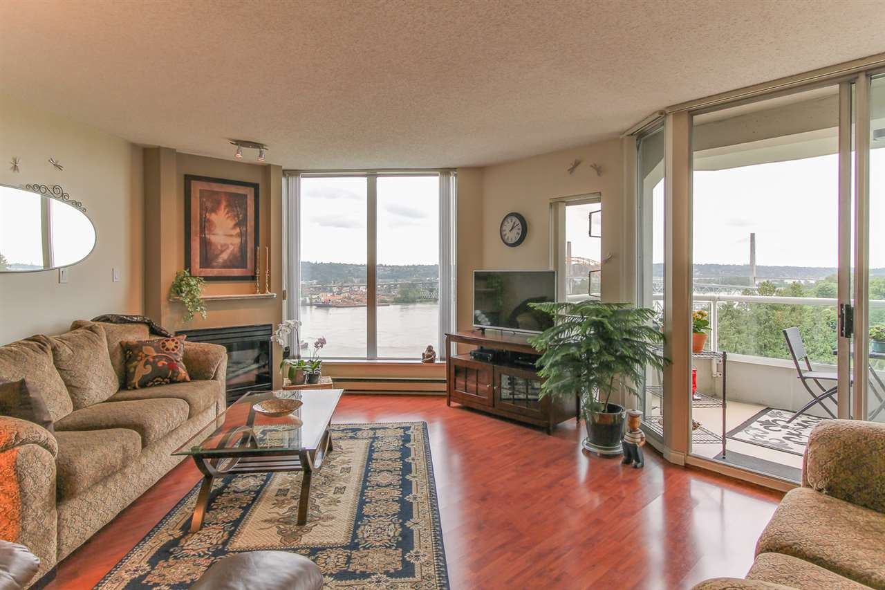 "Photo 5: 1606 69 JAMIESON Court in New Westminster: Fraserview NW Condo for sale in ""PALACE QUAY"" : MLS(r) # R2177945"