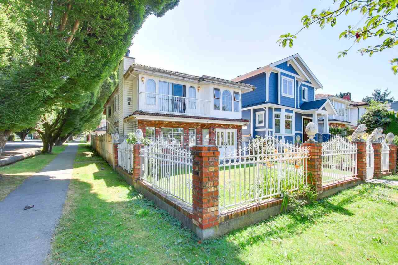 Main Photo: 396 E 17TH Avenue in Vancouver: Main House for sale (Vancouver East)  : MLS(r) # R2187078