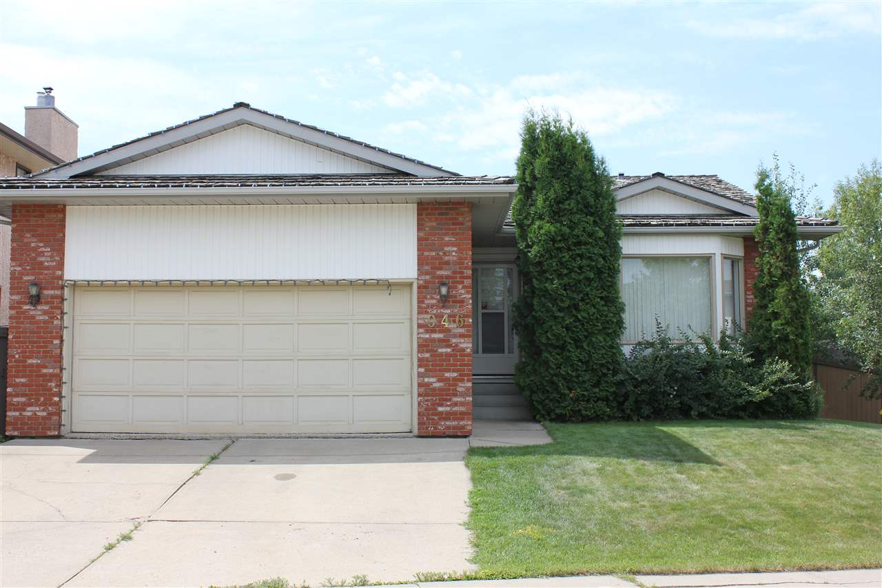 Main Photo: 946 BURLEY Drive in Edmonton: Zone 14 House for sale : MLS® # E4076111