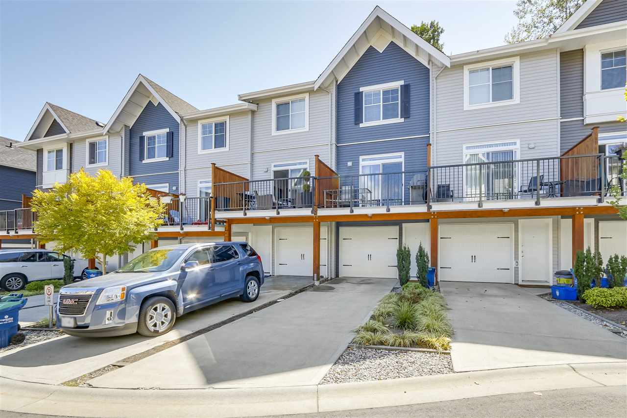 Main Photo: 8 19128 65 Avenue in Surrey: Clayton Townhouse for sale (Cloverdale)  : MLS® # R2198232
