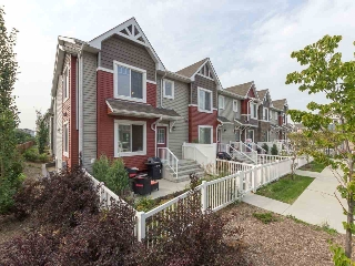 Main Photo: 22 3625 144 Avenue in Edmonton: Zone 35 Townhouse for sale : MLS® # E4078791