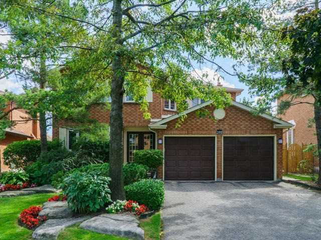Main Photo: 169 Lyndhurst Drive in Markham: Thornlea House (2-Storey) for sale : MLS® # N3919025