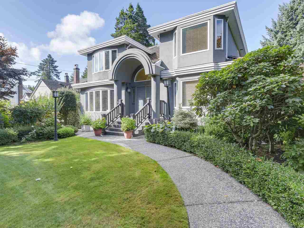 Main Photo: 5725 HOLLAND Street in Vancouver: Southlands House for sale (Vancouver West)  : MLS® # R2206914