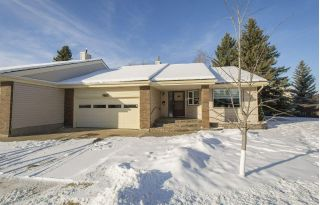 Main Photo: 279 OEMING Road in Edmonton: Zone 14 House Half Duplex for sale : MLS® # E4089299