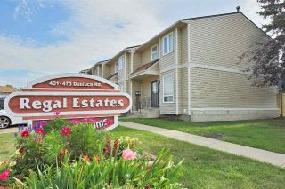 Main Photo: 473 DUNLUCE Road in Edmonton: Zone 27 Townhouse for sale : MLS® # E4089808