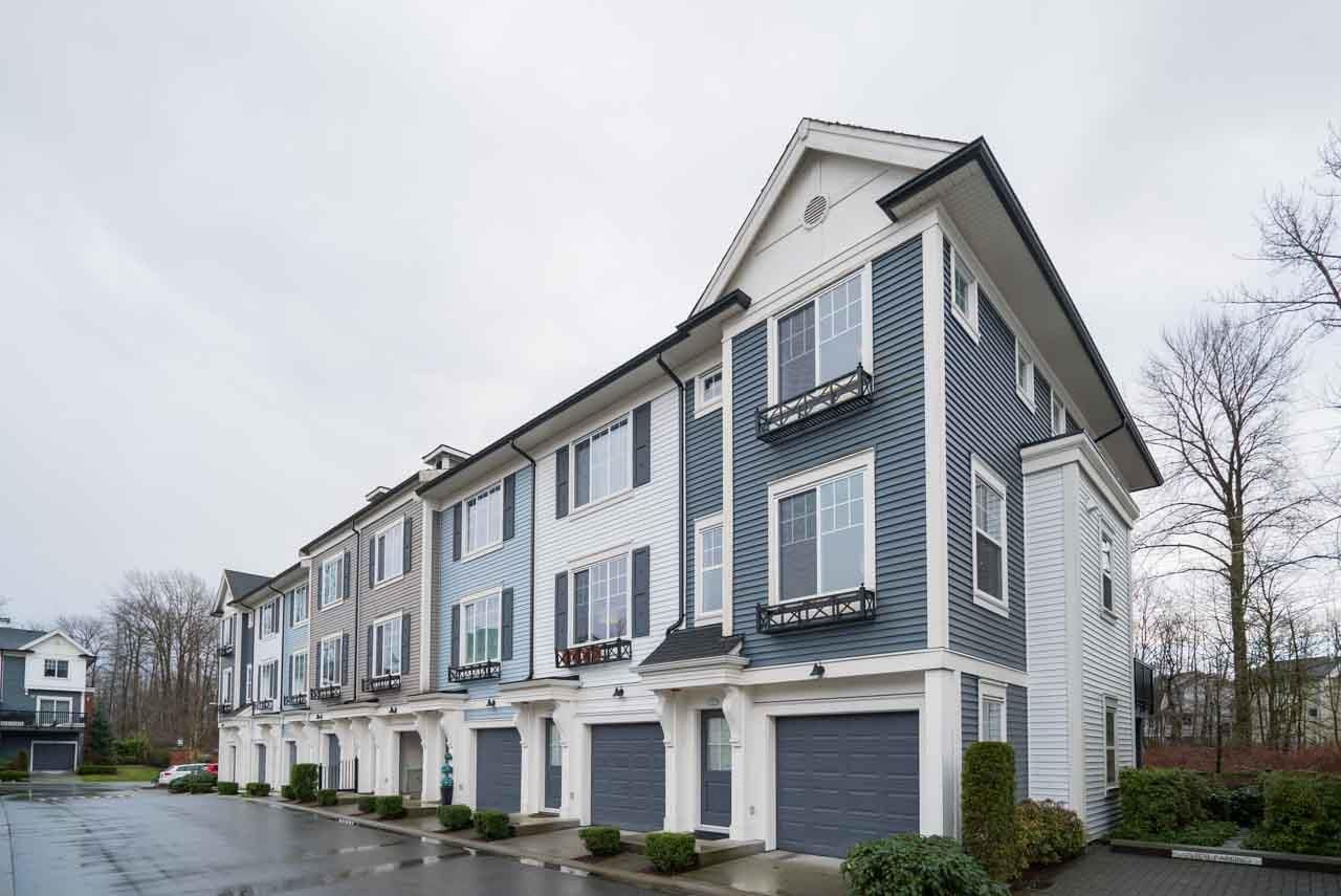 Main Photo: 124 3010 RIVERBEND DRIVE in Coquitlam: Coquitlam East Townhouse for sale : MLS®# R2233937
